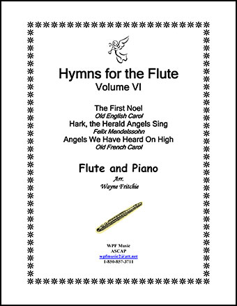Hymns for the Flute Volume VI
