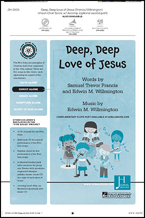 Deep, Deep Love of Jesus