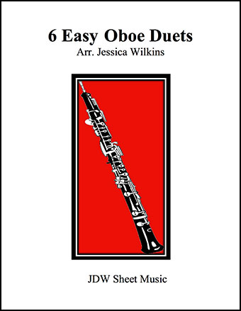 Six Easy Oboe Duets