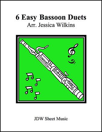 Six Easy Bassoon Duets