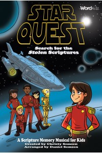 Star Quest Cover