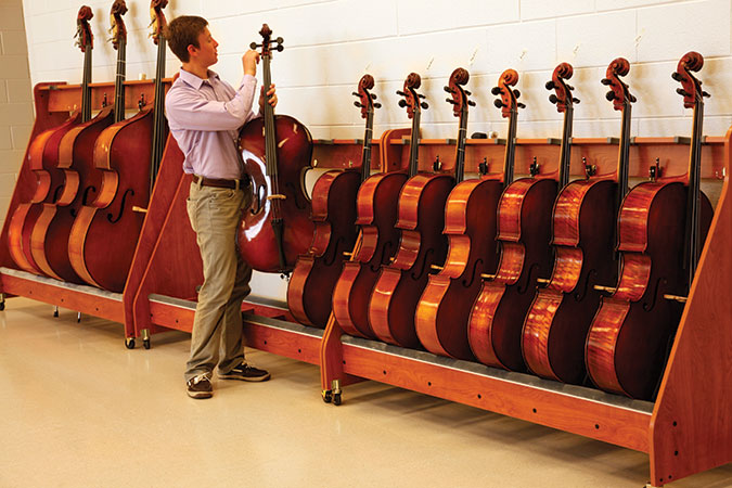 Cello Racks