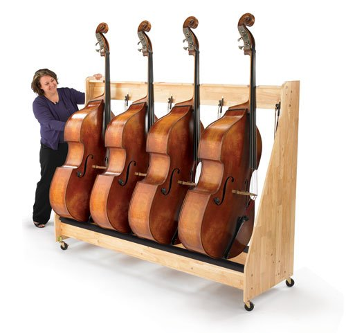 String Bass Racks