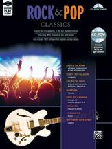 Guitar Play-Along: Rock and Pop Classics
