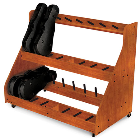 Violin and Viola Rack