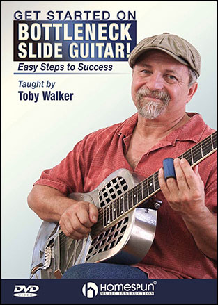 Get Started on Bottleneck Slide Guitar