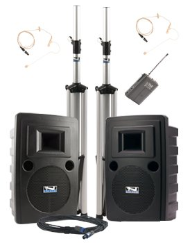 Liberty Deluxe AIR PA Package Dual