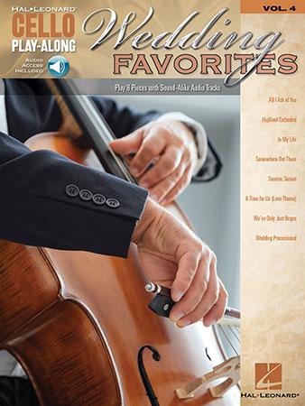 Cello Play-Along Vol. 4