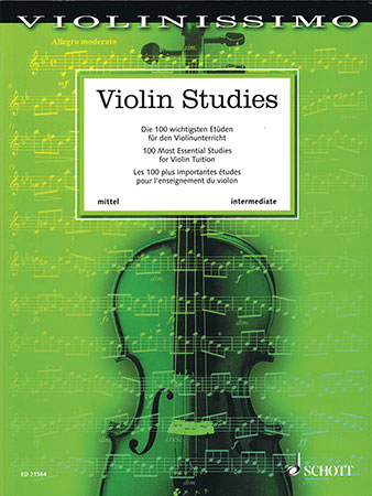 Violin Studies Thumbnail