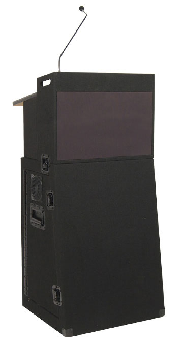 Acclaim Lectern Deluxe Package