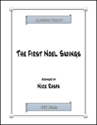 The First Noel Swings