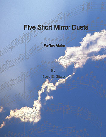 Five Short Mirror Duets