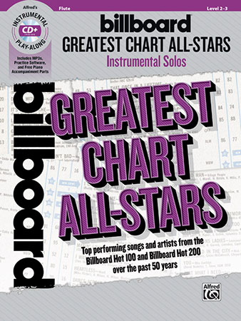 Billboard Greatest Chart All-Stars - Instrumental Solos