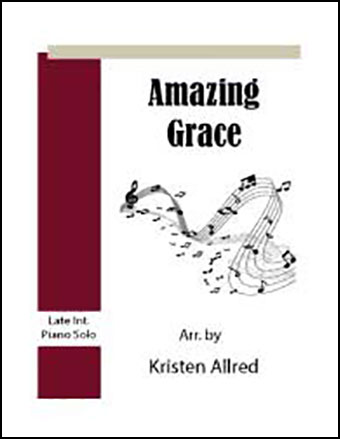 Amazing Grace (Int. Piano Solo)