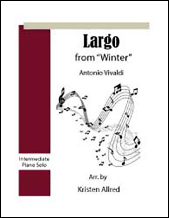 Largo from Winter (Piano Solo)