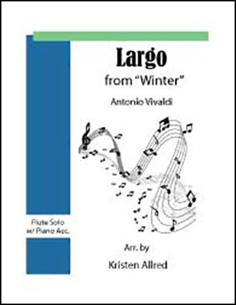 Largo from Winter (Flute and Piano)