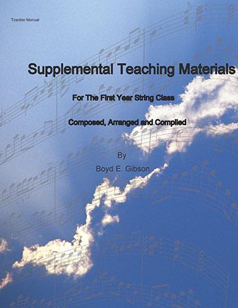 Supplemental Teaching Materials