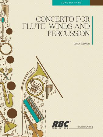 Concerto for Flute, Winds and Percussion