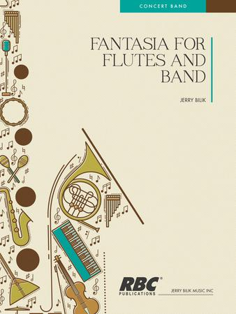 Fantasia for Flutes and Band