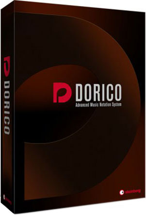 Dorico Advanced Music Notation System pro audio image