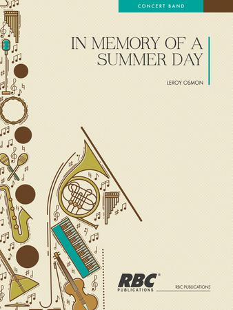 In Memory of a Summer Day