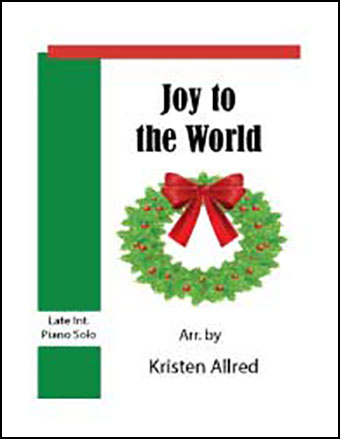 Joy to the World (Int. Piano Solo)