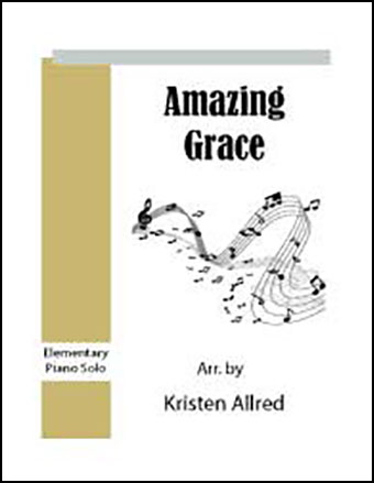 Amazing Grace (Easy Piano)
