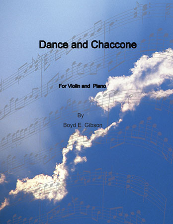 Dance and Chaconne