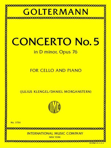 Concerto No. 5 in D minor, Op. 76