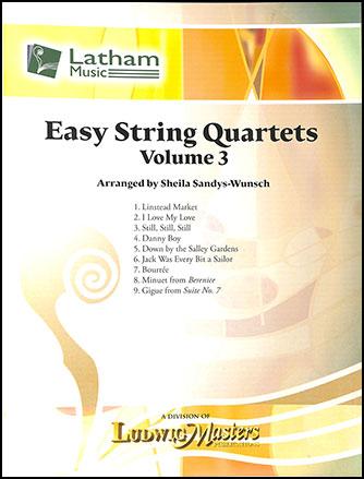 Easy String Quartets Vol. 3