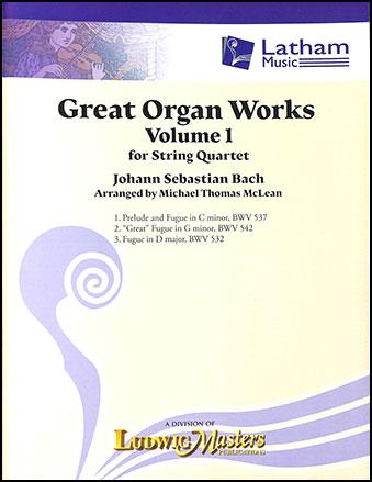 Great Organ Works #1