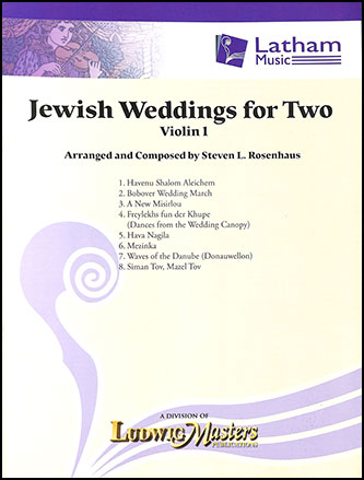 Jewish Weddings for Two (String Duet V | J W  Pepper Sheet Music