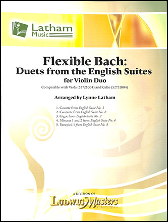 Flexible Bach: Duets from the English Suites