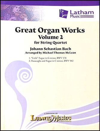 Great Organ Works #2