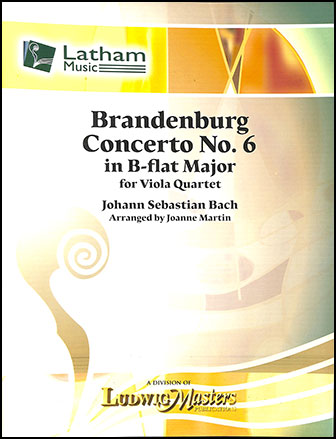 Brandenburg Concerto #6 in B-flat Major