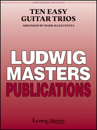 Ten Easy Guitar Trios