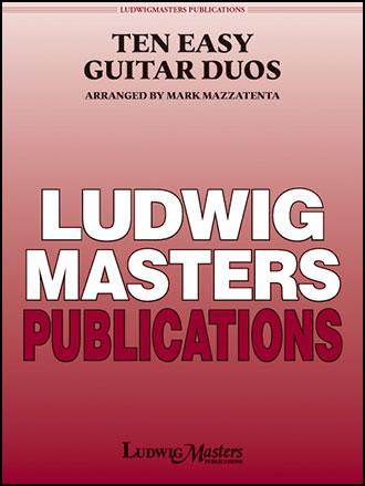 Ten Easy Guitar Duos