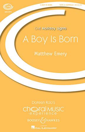 A Boy is Born