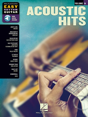Easy Rhythm Guitar, Vol. 14 Acoustic Hits