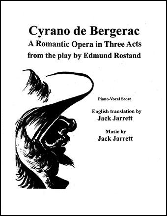 Cyrano de Bergerac Piano-Vocal Score (English)