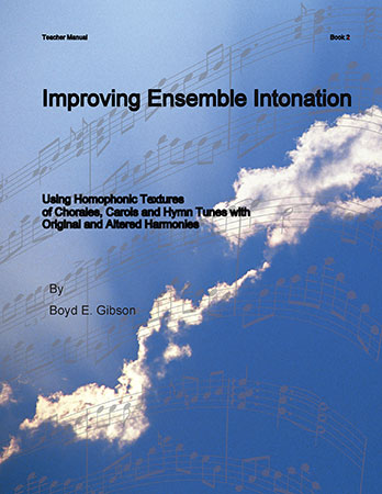 Improving Ensemble Intonation Book 2