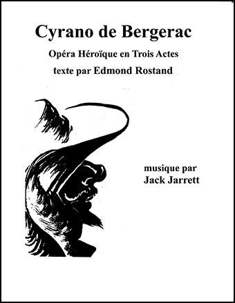 Cyrano de Bergerac Piano-Vocal Score (French)