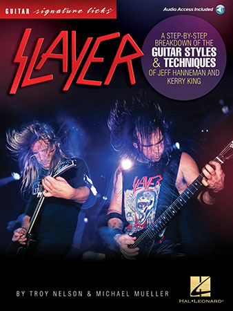 Slayer - Signature Licks