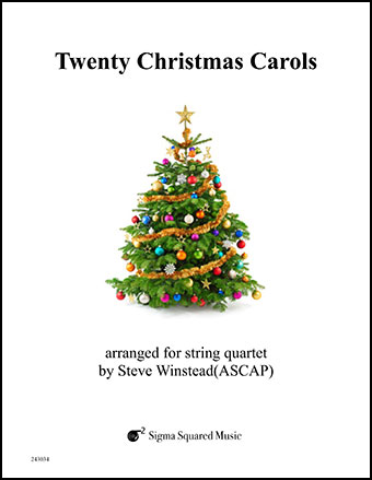 Twenty Christmas Carols