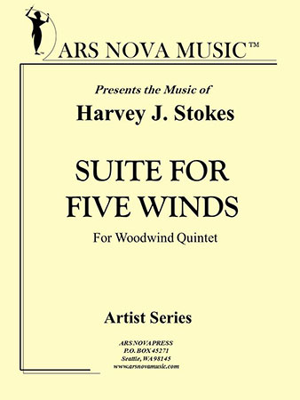 Suite for Five Winds Thumbnail