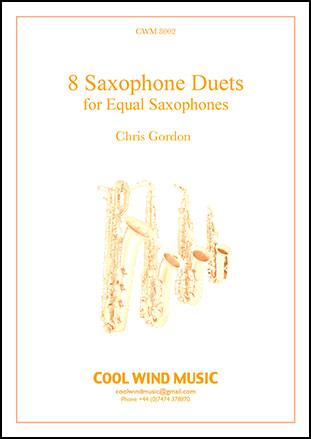 8 Saxophone Duets