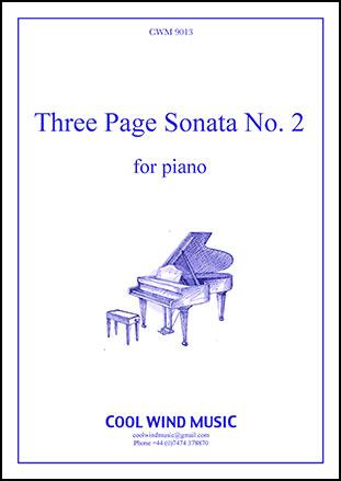 3 Page Sonata #2