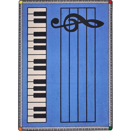 Play Along Blue with Keys