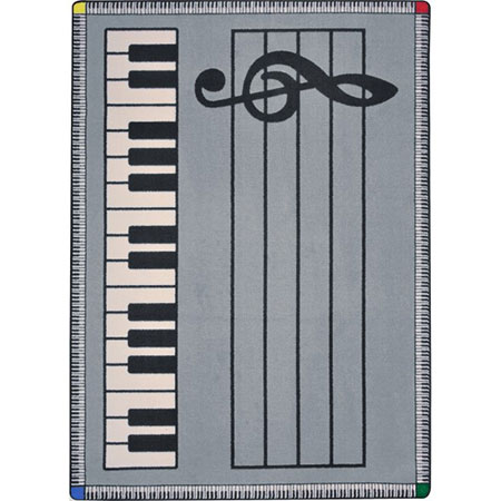 Play Along Gray with Keys