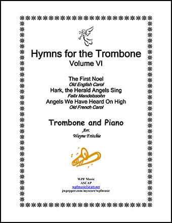 Hymns for the Trombone Volume VI